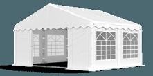 Namioty ogrodowe od firmy Polotent. Sprawdzą się w wielu różnych zastosowaniach.