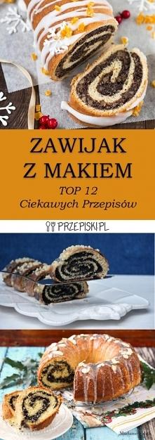 TOP 12 Przepisów na Zawijak...