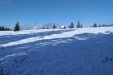 Krawców Wierch - tam już zima...