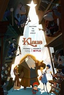 Klaus (2019)....to nietypow...