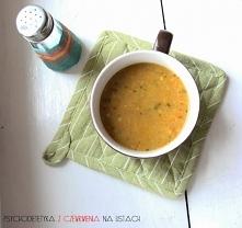 DIETETYCZNA zupa z soczewicy
