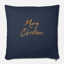 Świąteczna poduszka z wkład...