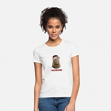 Humorystyczna koszulka na ś...