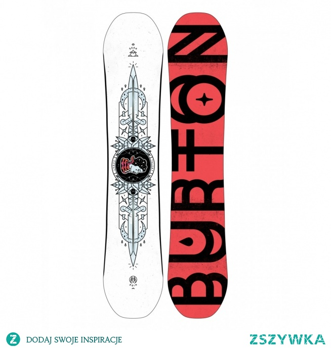 Deska snowboardowa Burton Talent Scout