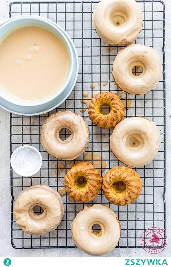 Pieczone oponki dyniowe - Najlepsze przepisy | Blog kulinarny - Wypieki Beaty