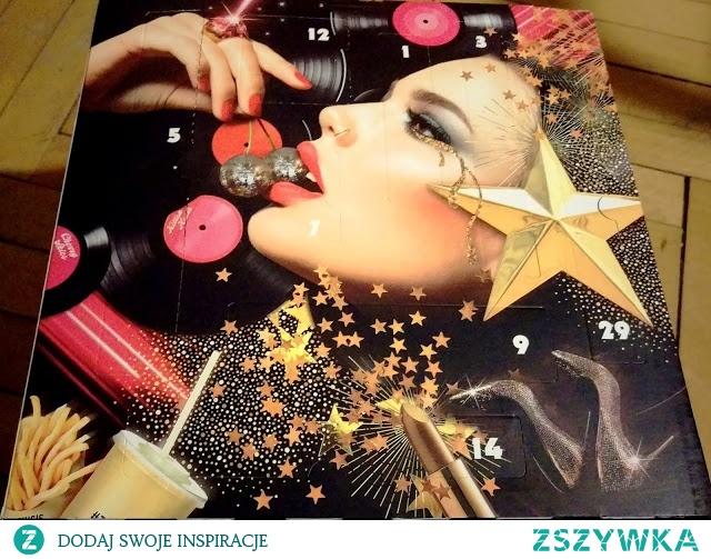 najlepszy kalendarz adwentowy? Love Lust Disco od NYX!