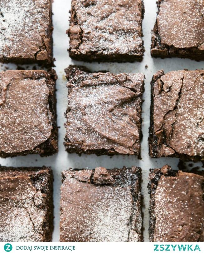 Wegańskie brownie z batatów