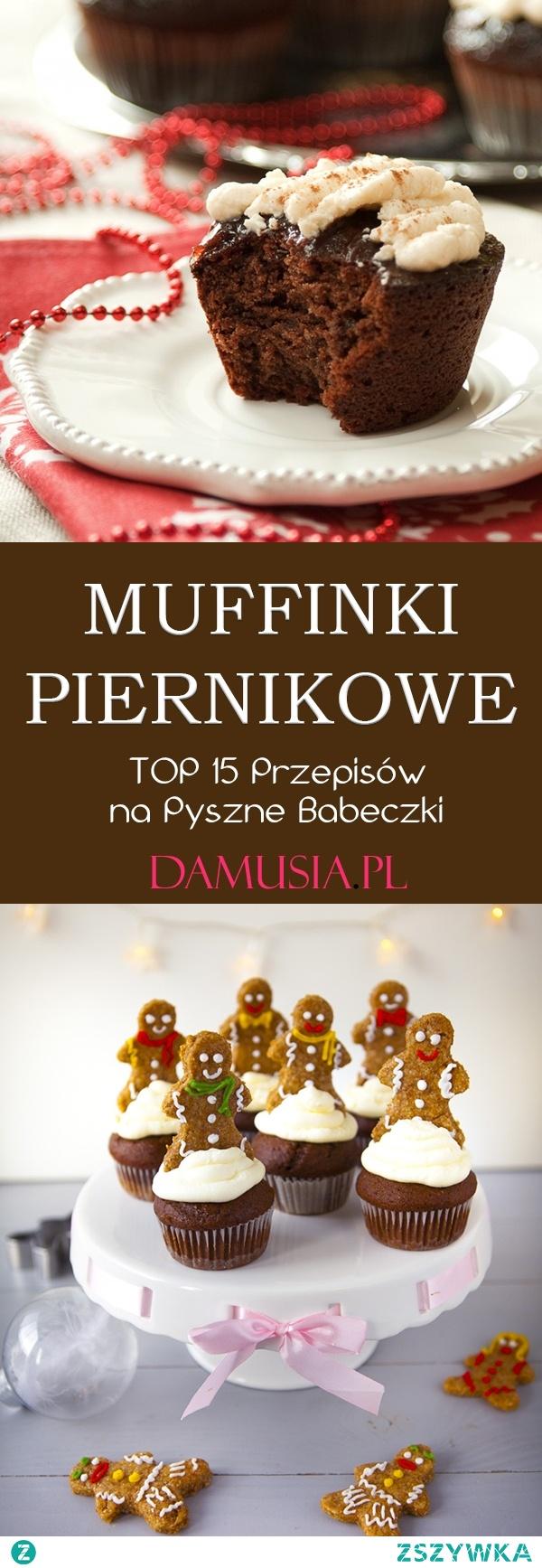 Muffinki Piernikowe – TOP 15 Przepisów na Pyszne Babeczki Piernikowe