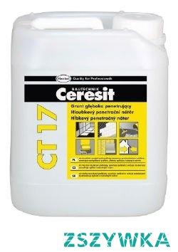 Preparat gruntujący Ceresit CT 17