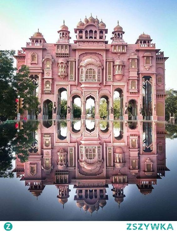 Miejsce historyczne, Dźajpur, Indie