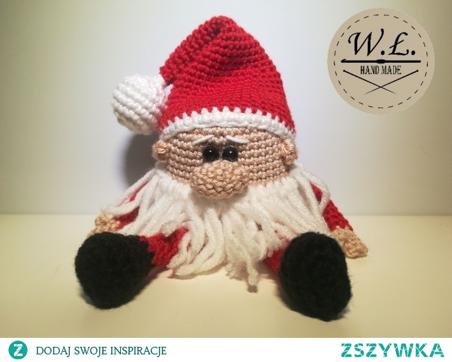 """Last Christmas, I gave you my heart.... Wham!"" Hoł Hoł Hoł Santa na biureczko już jest :)"