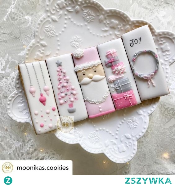 świąteczne ciasteczka