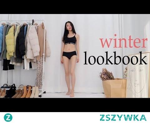겨울 룩북 데일리룩 코디 (패딩 돌려입기) winter lookbook