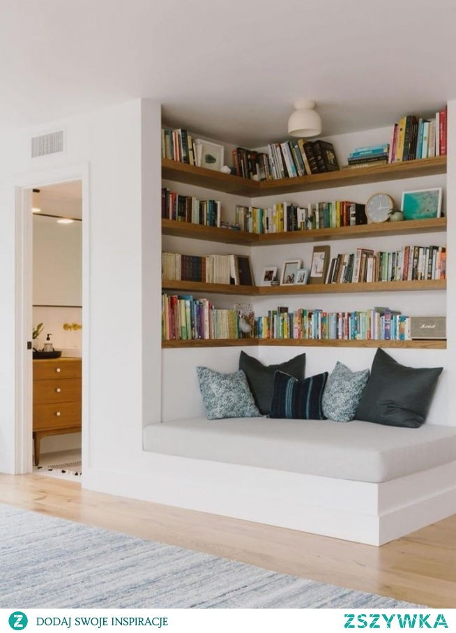 reading corner <3