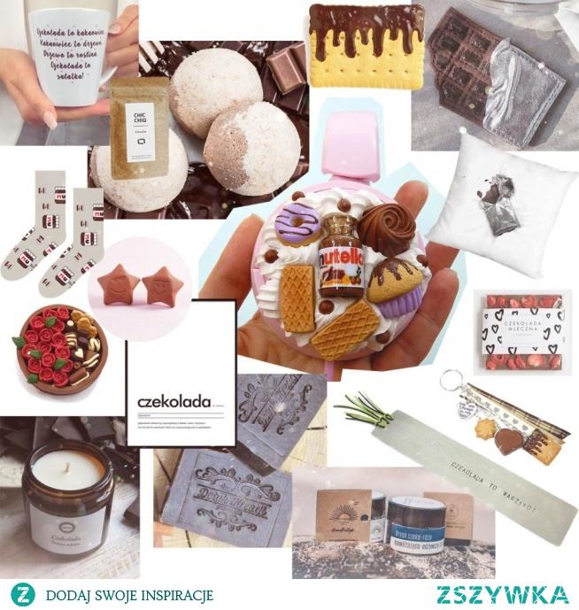 Pomysły na prezenty dla fanów czekolady <3 więcej po kliknięciu w zdjęcie