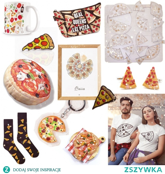 Pomysły na prezenty dla fanów pizzy <3 więcej po kliknięciu w zdjęcie