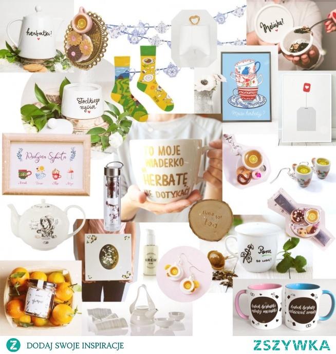 Pomysły na prezenty dla fanów herbaty <3 więcej po kliknięciu w zdjęcie