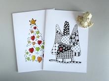 Kartki na Boże Narodzenie w...