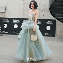 Moda Jade Zielony Sukienki ...