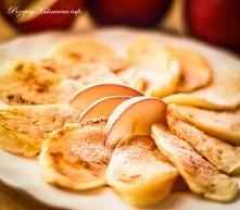 Pieczone jabłka Krystyny