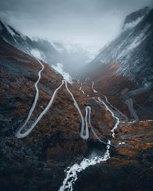 Droga troli - Norwegia