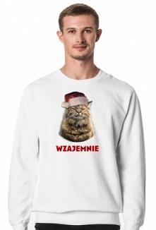 Kot na święta, świąteczne ż...