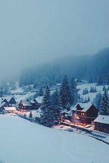 Winterland...
