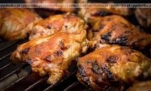 Grillowane udka z kurczaka ...