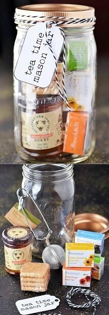 herbaciany podarunek ;)