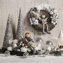 Nasze świąteczne dekoracje W 100% wykonane ręcznie Zapraszamy do naszego skle...