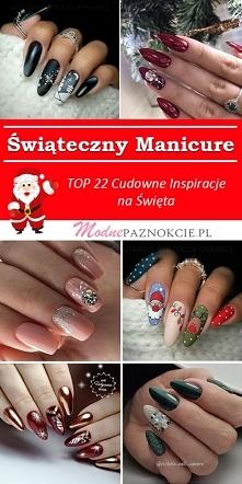 Świąteczny Manicure – TOP 2...