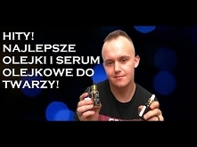 HITY! MOJE TOP SERUM OLEJKO...