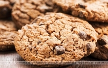 Słodkie kruche ciasteczka