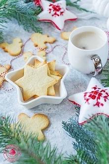 Kruche ciasteczka świąteczne - Najlepsze przepisy | Blog kulinarny - Wypieki ...