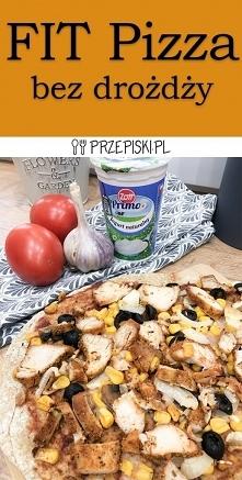 FIT Pizza na Owsianym Spodz...
