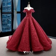 Najlepiej Czerwone Suknie Ś...
