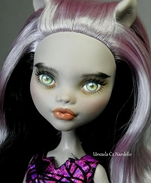 Clawdeen Wolf freak du chic...