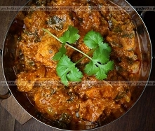 Curry z wołowiny Marty