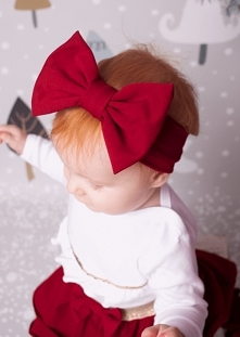 Eleganckie ubranka niemowlę...