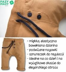 Kupujemy spodnie niemowlęce...