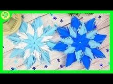 Jak zrobić Piórkową Śnieżyn...