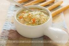 Zupa z resztek indyka