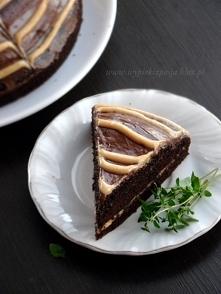 ciasto czekoladowe z domowy...