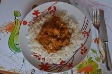 Kurczak Curry czyli Fit Kla...