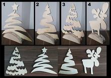 Takie dekoracje świąteczne,...