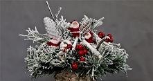Piękne dekoracje bożonarodz...