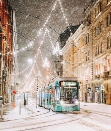 Helsklinki,Finlandia ❄
