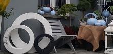 #Dekoracje# i ozdoby do ogrodu patio taras Kobea Ogrody i Bruki EwaTyrna# dekoracjedoogrodu#dekoracje#ozdoby#ogród#gardendecoration#gardeninspiration#garden#gardendesign#kuleozd...