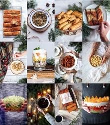 Zbiór najlepszych wytrawnych przepisów na Boże Narodzenie