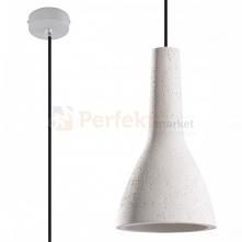 Betonowa lampa wisząca Empo...